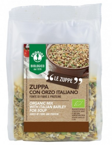ZUPPA ALL'ORZO 300G