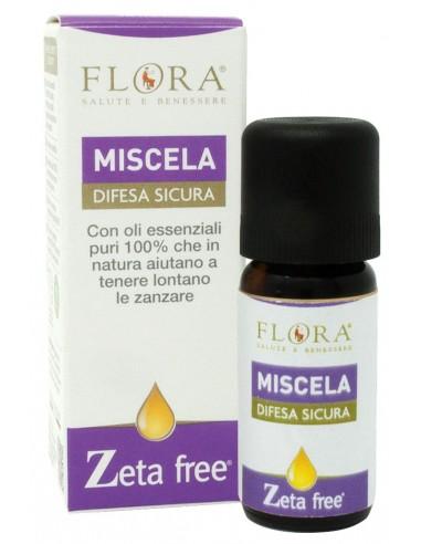 MISCELA DIFESA SICURA ZETA FREE 10ML