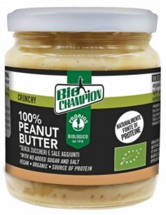 CRUNCHY 100% PEANUTS BUTTER...