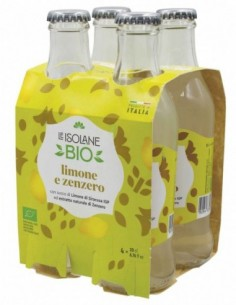 LIMONE E ZENZERO PACK 4X200ML