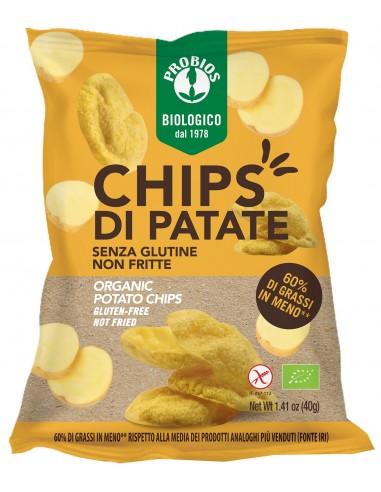 CHIPS DI PATATE 40G