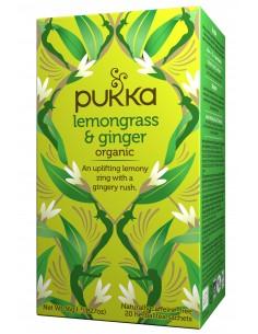 PUKKA LEMON GRASS GINGER