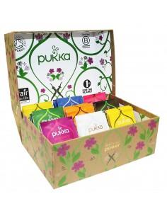 PUKKA TEA SELECTION BOX 45...