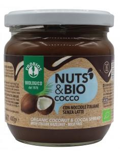 NUTS & BIO COCCO 400G