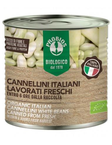 CANNELLINI ITALIANI LAVORATI FRESCHI