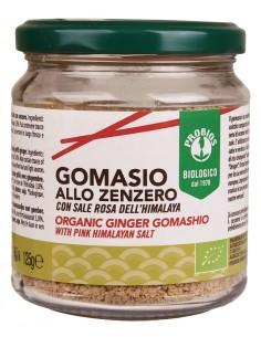 GOMASIO ALLO ZENZERO 125G