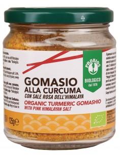 GOMASIO ALLA CURCUMA 125g