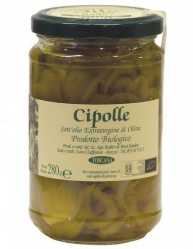 CIPOLLE SOTT'OLIO