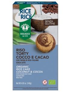 RISO TORTY COCCO E CACAO...