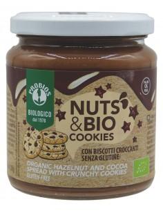NUTS & BIO COOKIES 300G